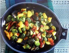 Betty Rosbottom: Brussels Sprouts Star in a Great Fall Side Dish
