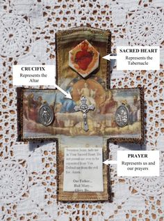 Pocket Shrine 5: Catholic Gift for priest, deacon, ordination, Father's Day, Godparent, Confirmation, RCIA, Religious man or woman