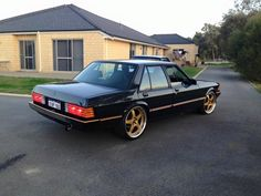 Black XE ESP Australian Muscle Cars, Aussie Muscle Cars, Go Kart Frame Plans, Big Girl Toys, Yorky, Holden Commodore, Old Classic Cars, Old Fords, Ford Falcon