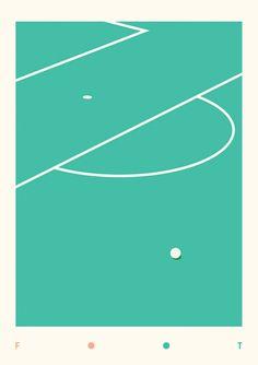Minimal sporting activities | Creative Boom