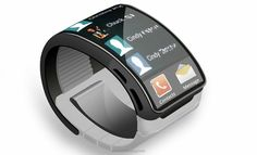 Samsung Galaxy Gear smartwatch - Sounds good to me - dualcore processor clocked at 1.5 GHz, Mali-400 MP4 GPU and 1 GB of RAM. The list of features continues with 2 megapixel camera, Bluetooth and NFC connectivity.