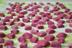 Gnocchi di barbabietola Bimby #ricettebimbynet