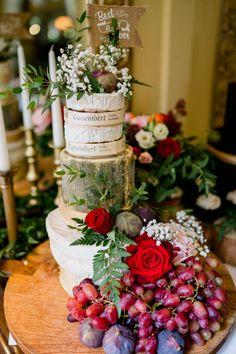 A Stylish Autumn Wedding at Ballybeg House | OneFabDay.com Wedding Coordinator, Wedding Planner, Destination Wedding, Long Sleeve Wedding, Wedding Dress Sleeves, Autumn Wedding, Wedding Day, Sweet Love Story, Wedding Cake Alternatives