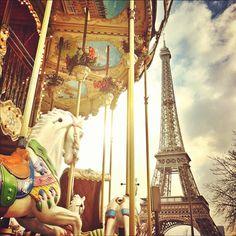 Je t'aime, Paris!