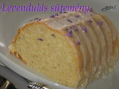 Garffyka: Sütemény levendulával