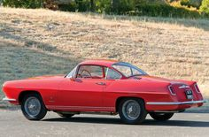 1954 Alfa Romeo 1900 С Super Sprint Coupé America (modèle unique) - Photos : Robin Adams, RM Auctions