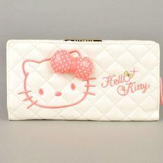 Hello Kitty 3D Bowknot Wallet Card Ho... $18.01 #HelloKitty