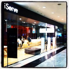 Service center of Apple here very good service mind compare with iStudio paragon (no) Service corner.