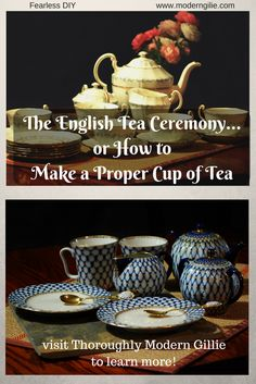 Cup of tea, tea time, afternoon tea, making tea, english tea, www.moderngillie.com