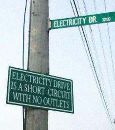 No Outlets - Short Circuit