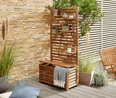 Balkon-Sichtschutzbank online bestellen bei Tchibo 336728