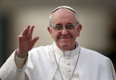 "Pope Francis Says ""About 2 Percent"" of Catholic Clergy Are Pedophiles"