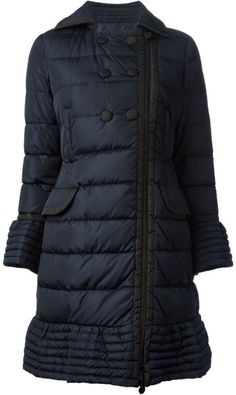 Love this:MONCLER  Serre Padded Coat @Lyst