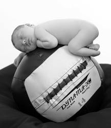 you know what my baby pics will be like :)
