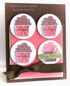 Hungry for a Cupcake by sherribarron - Cards and Paper Crafts at Splitcoaststampers