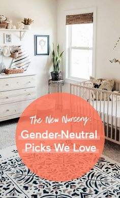 Babylist Baby RegistryThe New Nursery: Gender-Neutral Picks We Love Baby Bedroom, Nursery Room, Girl Nursery, Nursery Themes, Nursery Decor, Room Decor, Nursery Ideas, Bedroom Themes, Baby Room Design