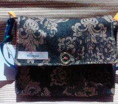 Originelle Handtasche für Jeansfans erhältlich in meinem Onlineshop  http://de.dawanda.com/product/35493961-Aussergewoehnliche-Handtasche