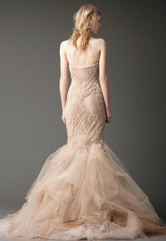 Vera Wang Fall 2012 Bridal Collection https://www.facebook.com/pages/Things-That-Make-Me-Go-OOOH/160135957330081