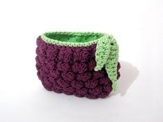 crochet little purse