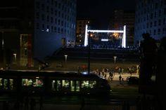 Bilbao enciende sus edificios más emblemáticos para festejar la Noche Blanca 20 de junio 2015