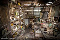 20 lieux abandonnés au Japon