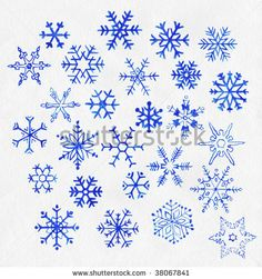 snowflakes. Easy designs that I can reproduce. I am painting these on my windows this year
