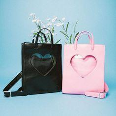 Heart Of Glass Backpacks Valfre.com #valfre