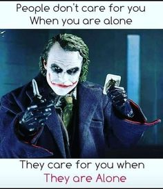 The Joker - Heath Ledger Quotes Best Joker Quotes. The Joker - Heath Ledger Quotes. Why So serious Quotes. Real Life Quotes, Funny Quotes About Life, Reality Quotes, True Quotes, Cynical Quotes, Swag Quotes, Hustle Quotes, Quotes Quotes, Joker Qoutes