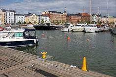 #Helsínquia - Cidade do Design, no Golfo da #Finlândia – Mar #Báltico. Artistas relacionados: Alvar Aalto - Arquitecto e designer e Jean Sibelius - Compositor
