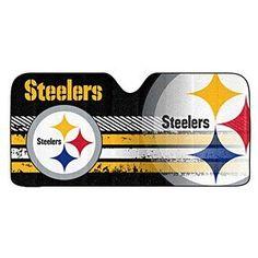 Pittsburgh Steelers Sun Shades
