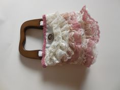 Small Lace Handbag by risas11722 on Etsy, $10.00