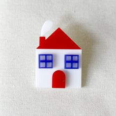 house brooch