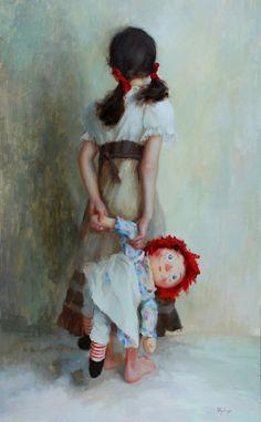 Marci Oleszkiewicz...   Kai Fine Art