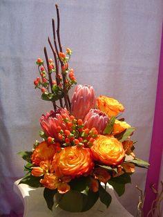 A flower arrangement called Anno