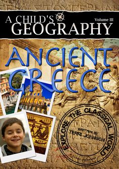 Knowledge Quest is offering a Free eBook: A Child's Geography: Ancient Greece – retail value $6.95