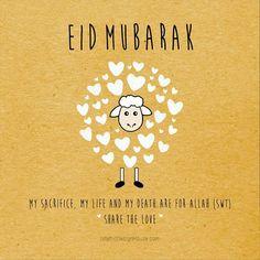 Eid wishes.