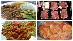 Zbierka vynikajúcich receptov na nedeľné rezne na prírodno - rýchlo, jednoducho a veľmi chutne.Pekelnícke šniclePotrebujeme:500 g bravčové karéMarináda:5 ks vajce3 PL solamyl3 PL kečup3 PL horčica kremžská5 PL olej1 PL korenie grilovacie3 PL omáčka sójováolejPostup:Mäso … Dessert Recipes, Desserts, Pork, Beef, Treats, Ethnic Recipes, Invite, Drink, Tailgate Desserts