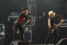 Green Day at Emirates Stadium 1.6.13