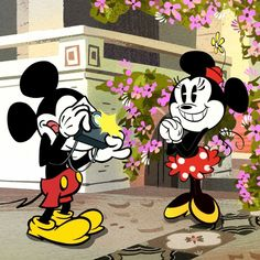 Mickey Mouse 2013, Mickey And Minnie Love, Mickey Mouse Shorts, Mickey Mouse Cartoon, Disney Mouse, Mickey Mouse And Friends, Walt Disney, Disney Mickey, Disney Art