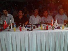 Türk Kızılayı Heybeli Ada Gençlik Kampı 2013 3. dönen