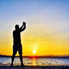 Magic pictures - Ricardo almeida: O meu por do Sol