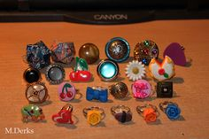 Handmade rings :)