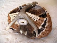 Prairie Spirit Baskets - Antler Baskets