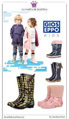 a8df4e1729a www.lacasitademartina.com ♥ Muy fan del Comando GIOSEPPO ♥ Calzado infantil  Otoño Invierno
