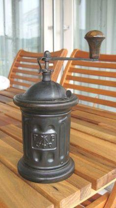 Kaffeemühle tre spade in Obersiggenthal kaufen bei ricardo.ch