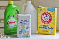 hoofdkussen wassen