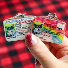 TagsForHope creates the cutest pet ID tags that keep your pets safe. Order today for fast manufacturing and shipping! Tiny Dog Breeds, Dog Breed Names, Cute Funny Animals, Cute Dogs, Homemade Dog Toys, Cool Dog Houses, Dog Accessories, Accessories Display, Dog Grooming Business