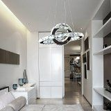 http://ift.tt/1V7zleg OOFAY LIGHT Led 36w Modern Crystal Chandelierart Crystal Chandelierring Simple Dining Room Led Lamp and Crystal Chandelier for the Living Room Reviews