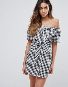 Missguided Gingham B