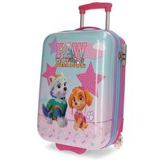e6fabdfa3 La Patrulla Canina Stars Children's Luggage, 50 cm, 26 liters, Pink (Rosa